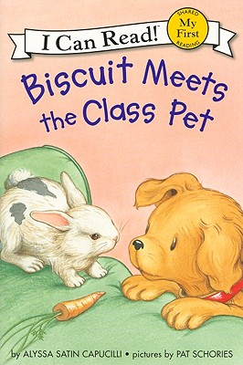 Biscuit Meets the Class Pet (My First I Can Read) Cover Image