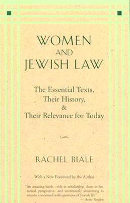 Women and Jewish Law Cover