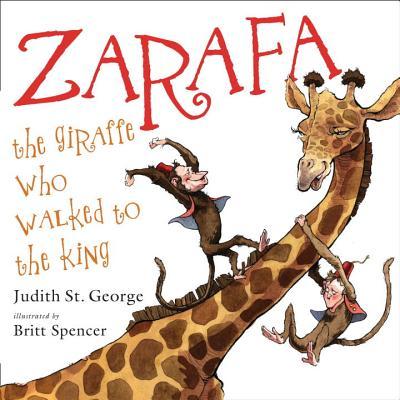 Zarafa Cover