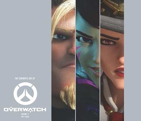 The Cinematic Art of Overwatch, Volume Two Cover Image