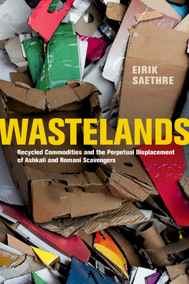 Cover for Wastelands