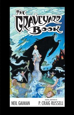 The Graveyard Book Graphic Novel Cover Image
