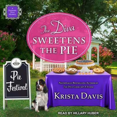 Cover for The Diva Sweetens the Pie (Domestic Diva #12)