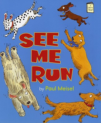 See Me Run Cover