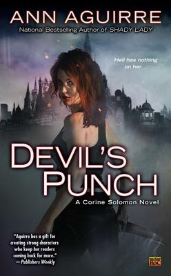 Devil's Punch: A Corine Solomon Novel Cover Image