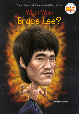 Who Was Bruce Lee? (Who Was?) Cover Image