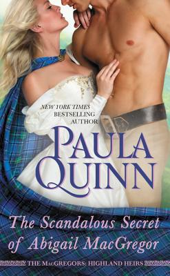 The Scandalous Secret of Abigail MacGregor Cover