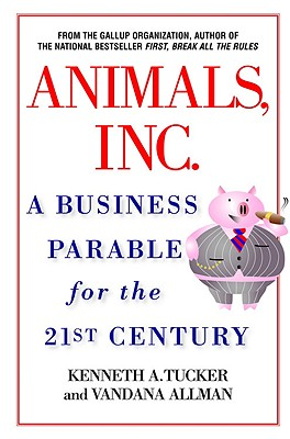 Animals Inc. Cover