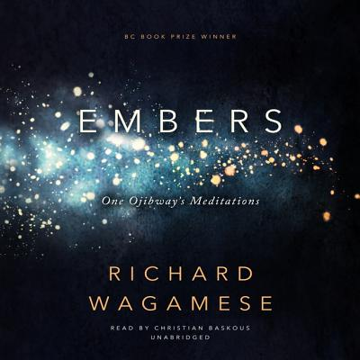 Embers: One Ojibway's Meditations Cover Image