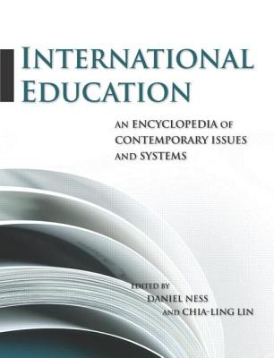 Cover for International Education