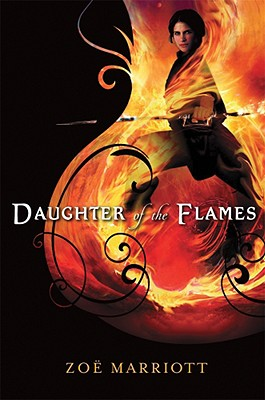 Daughter of the Flames Cover