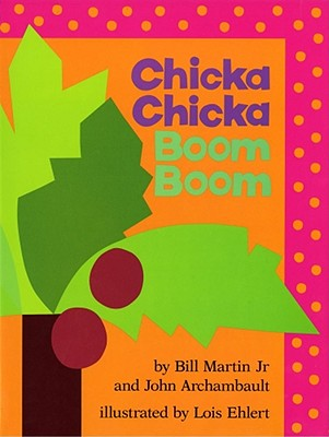 Chicka Chicka Boom Boom Cover Image