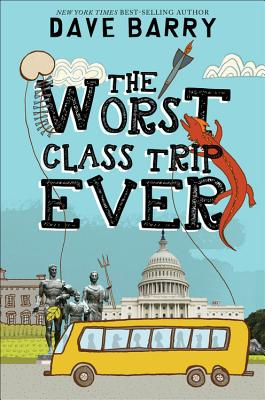 The Worst Class Trip Ever Cover