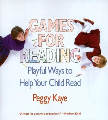 Games for Reading Cover