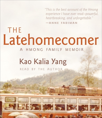 The Latehomecomer Cover