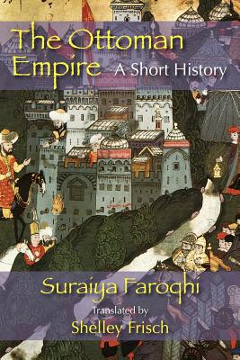 The Ottoman Empire: A Short History Cover Image