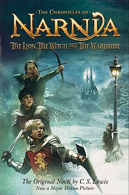 The Lion, the Witch and the Wardrobe Movie Tie-in Edition (Chronicles of Narnia) Cover Image