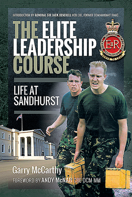 The Elite Leadership Course: Life at Sandhurst Cover Image