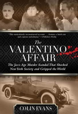 Cover for Valentino Affair