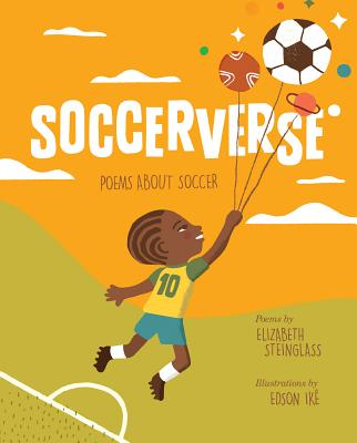 Soccerverse: Poems about Soccer Cover Image