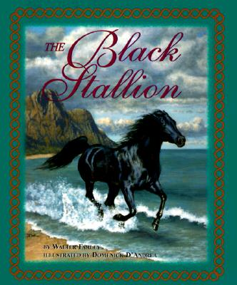 Cover for The Black Stallion Gift Edition