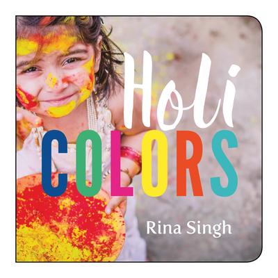 Holi Colors Cover Image