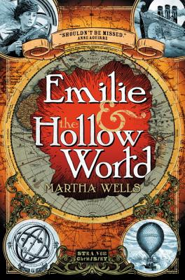 Emilie & the Hollow World Cover