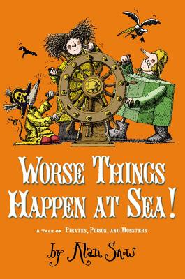 Worse Things Happen at Sea! Cover