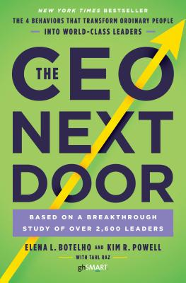 The CEO Next Door cover image