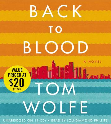 Back to Blood: A Novel Cover Image
