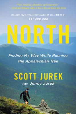 North Lib/E: Finding My Way While Running the Appalachian Trail Cover Image