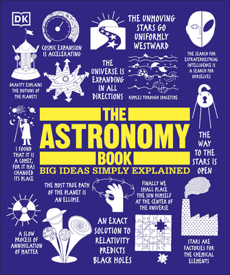 The Astronomy Book (Big Ideas) Cover Image