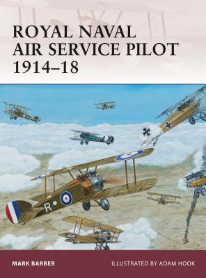 Royal Naval Air Service Pilot 1914-18 Cover