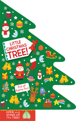 Little Christmas Tree: Open and Stand Up the Tree! Cover Image