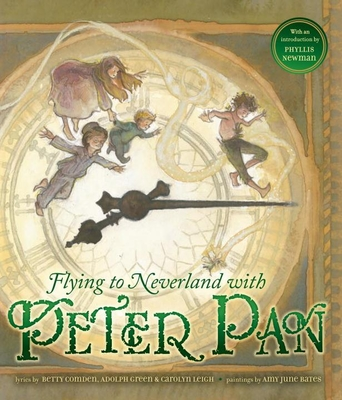 Flying to Neverland with Peter Pan Cover Image