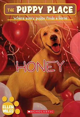The Puppy Place #16: Honey Cover Image