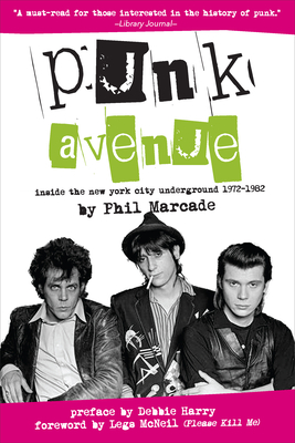 Cover for Punk Avenue