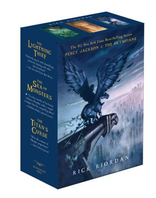 Percy Jackson and the Olympians Set Cover