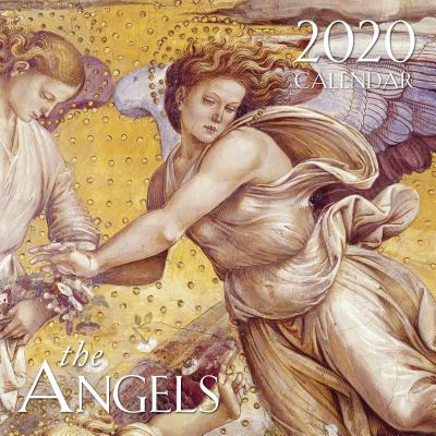 2020 the Angels Catholic Wall Calendar Cover Image