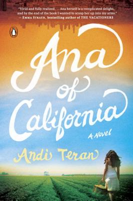 Ana of California Cover