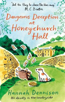 Cover for Dangerous Deception at Honeychurch Hall