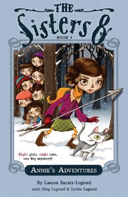 Annie's Adventures Cover