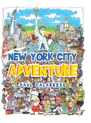 A New York City Adventure Cover Image