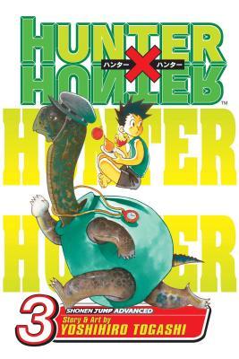 Hunter x Hunter, Vol. 3 Cover Image