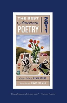 The Best American Poetry Cover