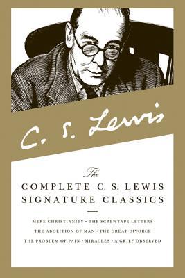 The Complete C. S. Lewis Signature Classics Cover Image