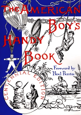 Cover art: The American Boy's Handy Book by Daniel Carter Beard