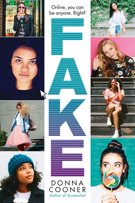 Fake (Point Paperbacks) Cover Image