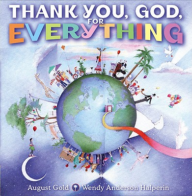 Thank You, God, For Everything Cover