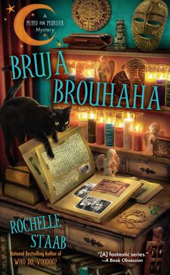 Bruja Brouhaha (A Mind for Murder Mystery #2) Cover Image